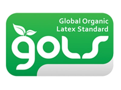 GOLS Certified Organic Latex & Coconut