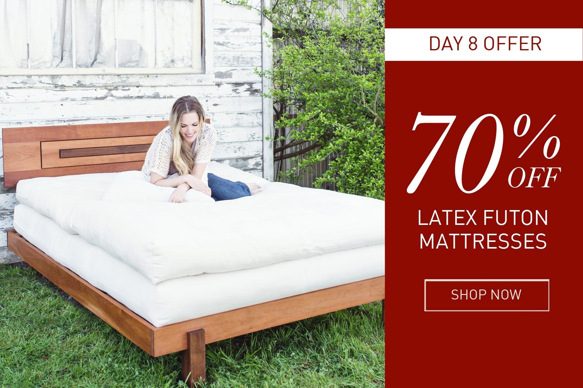 latex futon mattresses