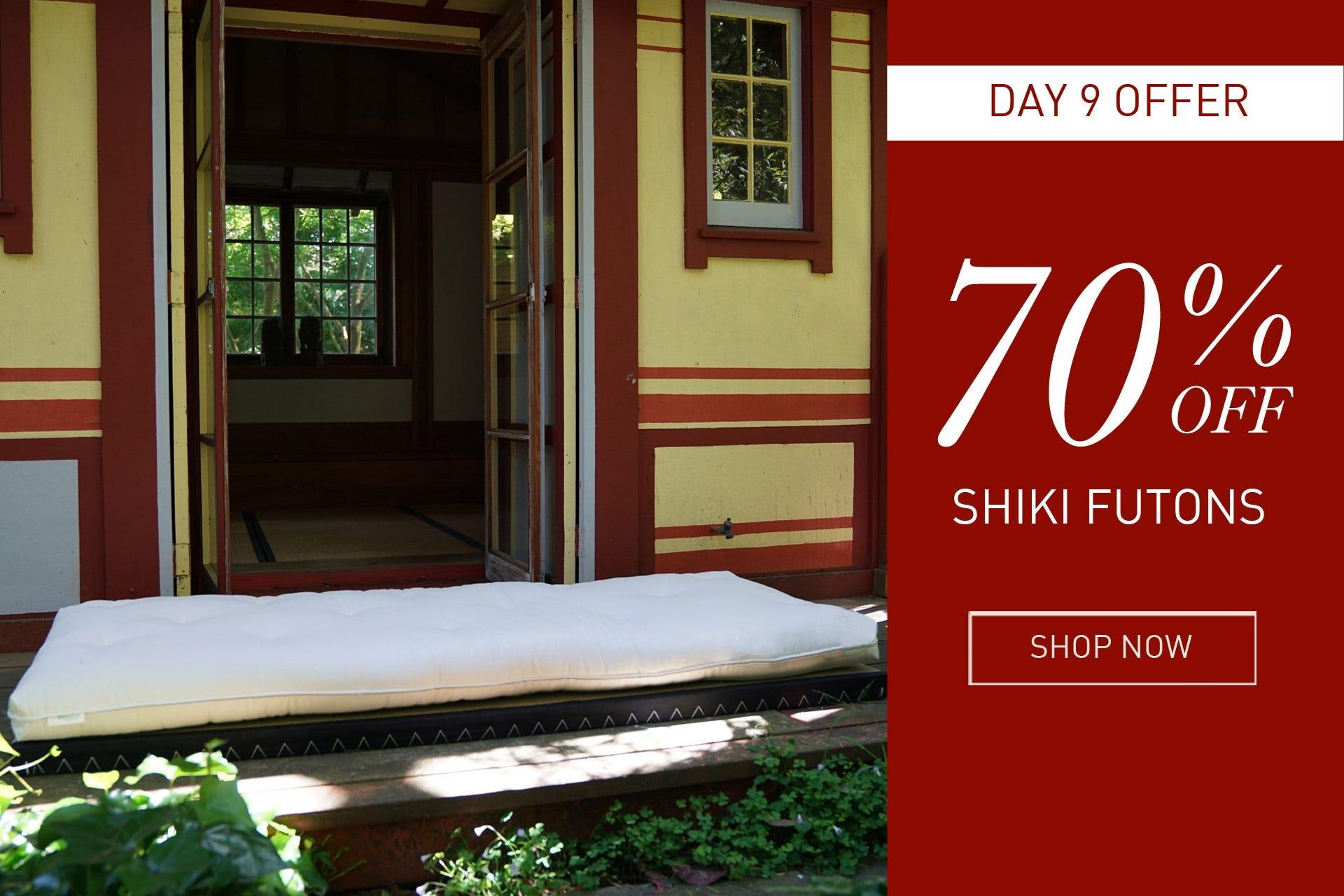 shiki futons