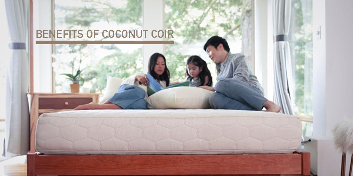 benefit of coconut coir