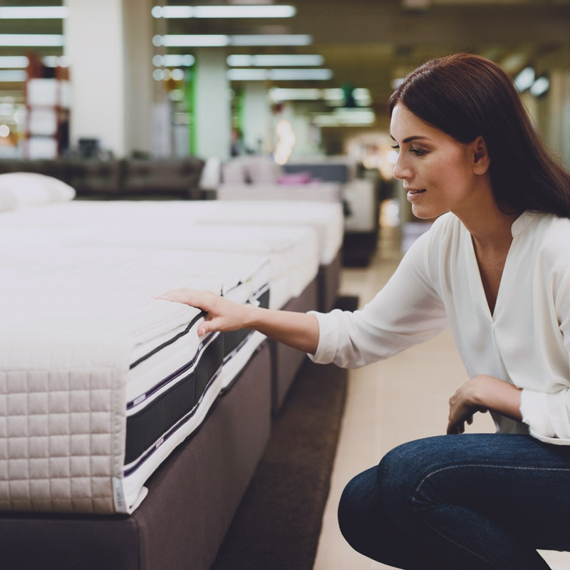 8 Different Types of Mattresses