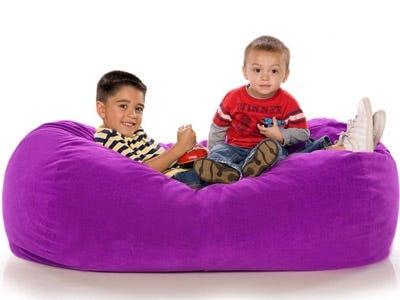 Bean Bag Chair purple