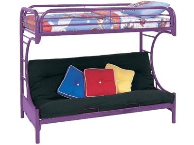 Bunk Bed Purple