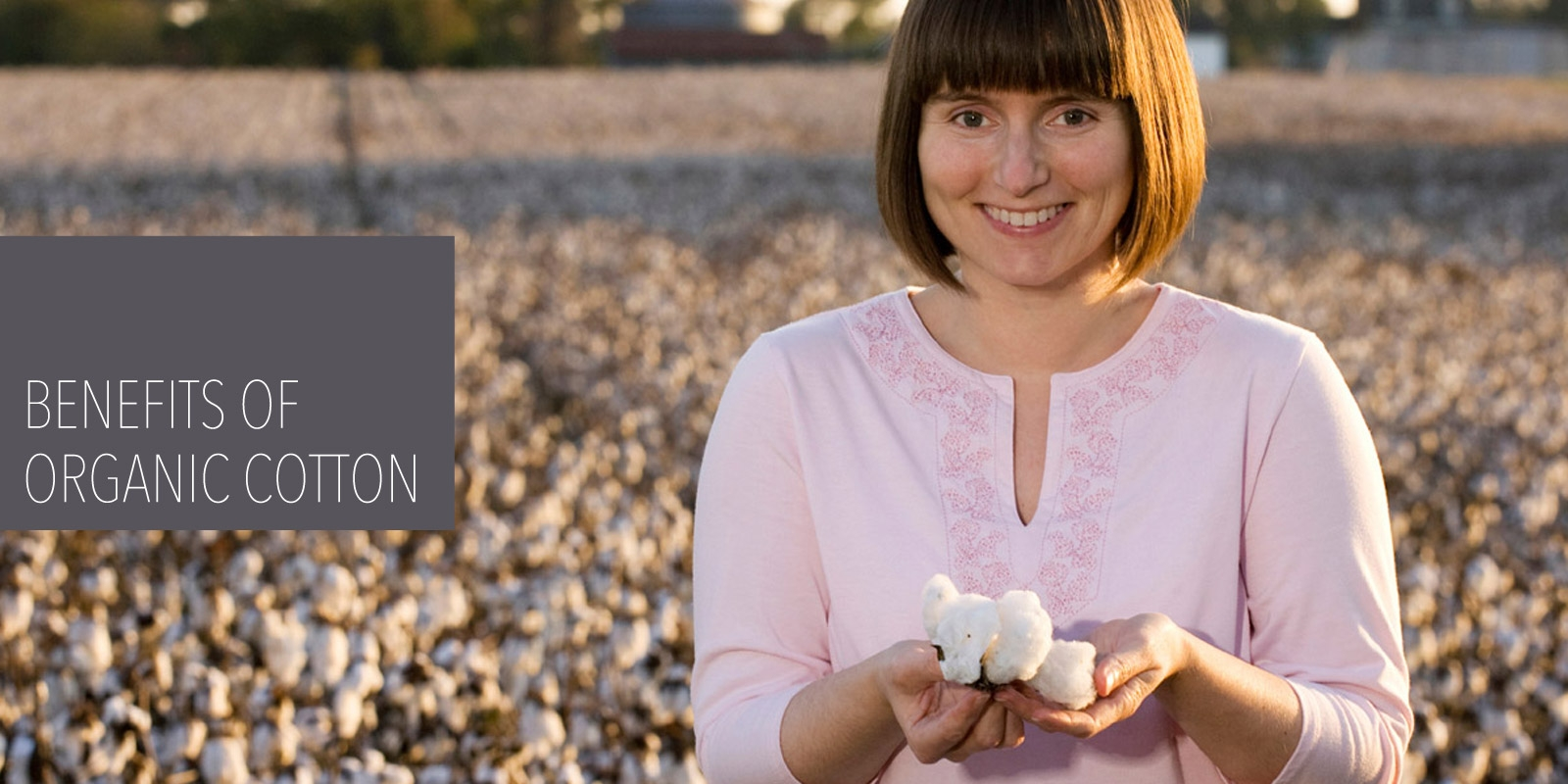 Benefits of Organic Cotton