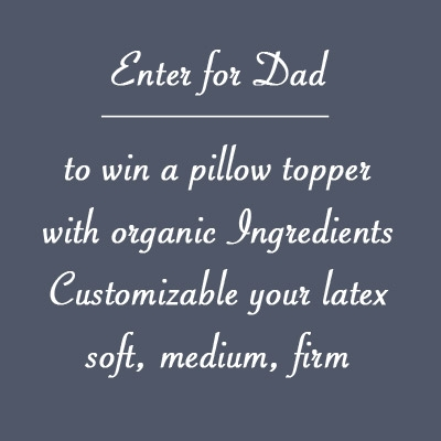 The Futon Shop Father's day instagram giveaway contest