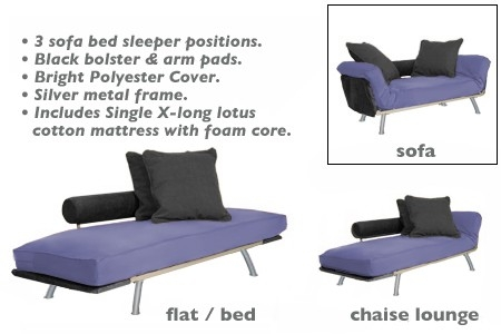 Futon Or Daybed For Guest Room