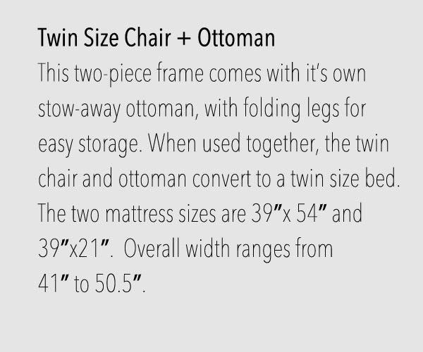 Twin Size Futon Frames