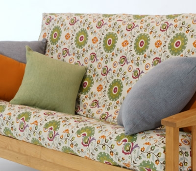 Cotton Futon Slipcovers