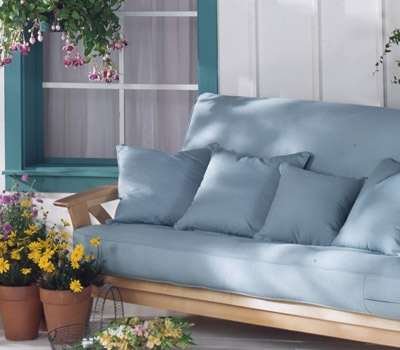 Futon Slipcovers – Outdoor Fabrics