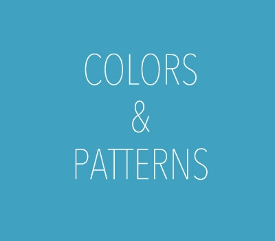 Slipcover Colors & Patterns