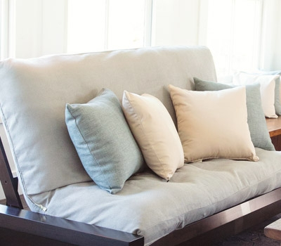 Solid Futon Slipcovers