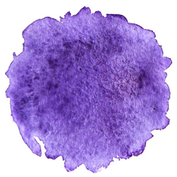 Organic Cotton Futon Cover Lavender