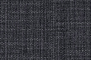 Solid Textured Futon Cover Marlow Charcoal