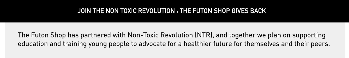 Join Non toxic revolution