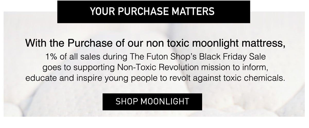 Purchasing the moonlight mattress
