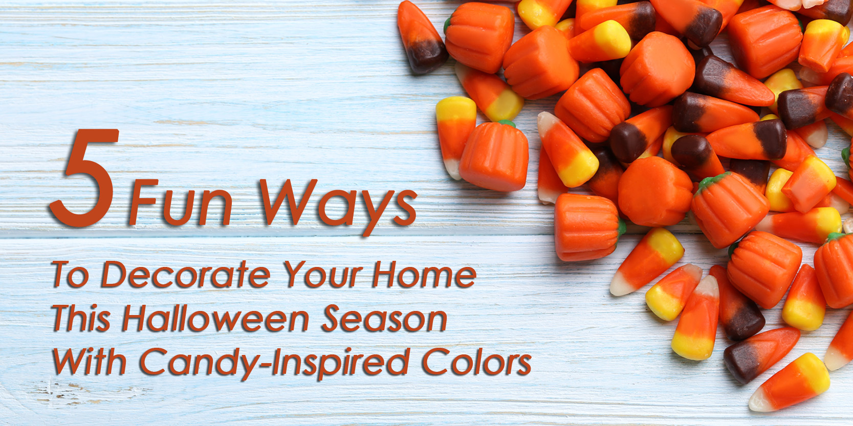 Blog 5 fun ways to decorate your home this halloween for Ways to decorate your house for halloween
