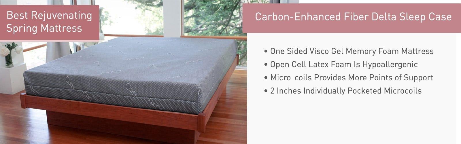 Delta performance mattresses