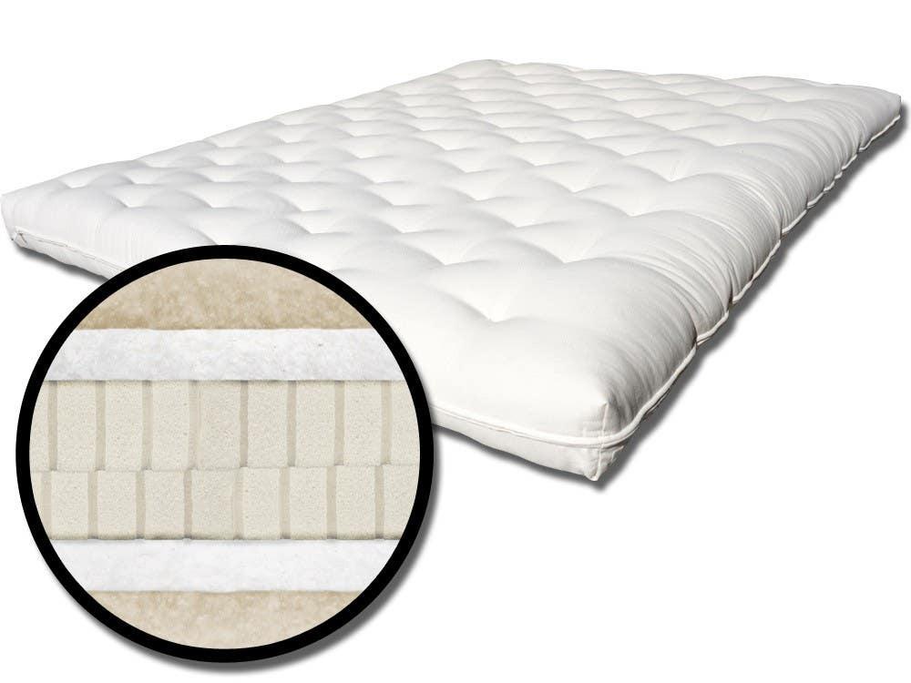 Comfort Rest Natural Dunlop Latex Mattress