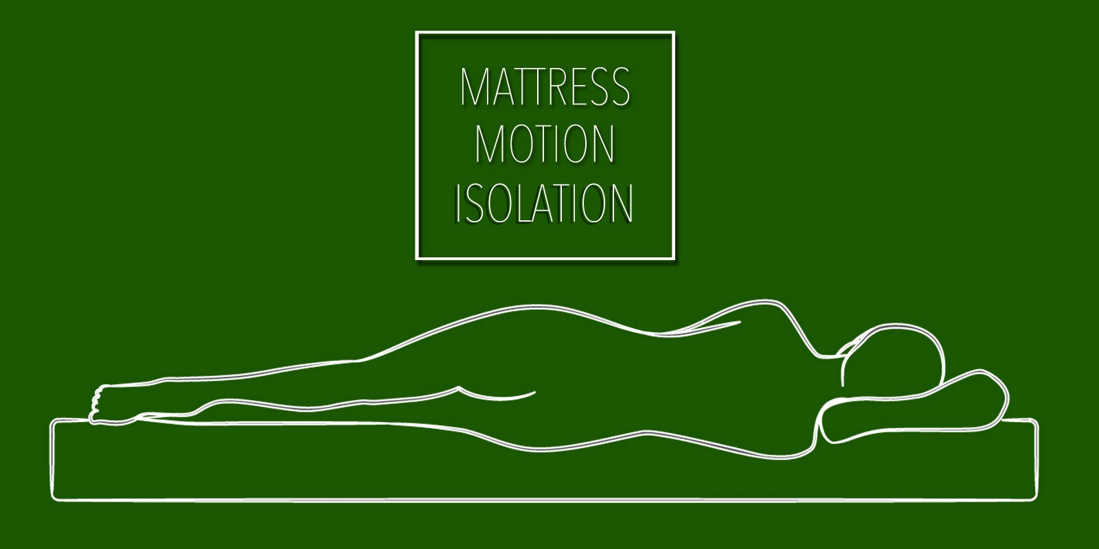 Mattress Motion Isolation