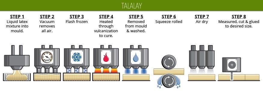 talalay latex
