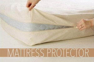 Organic Mattress Pad - Organic Mattress Cover