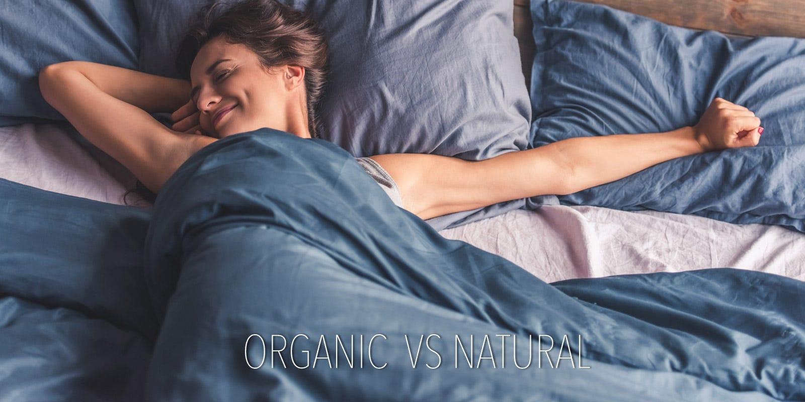 Organic Mattresses (Futons) vs Natural Mattress (Futons)