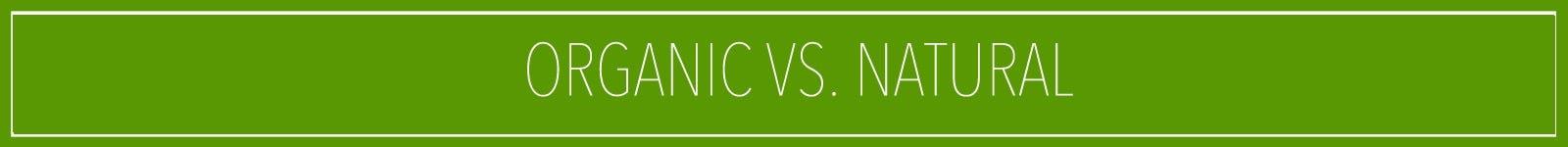 Organic Mattress Vs. A Natural Mattress
