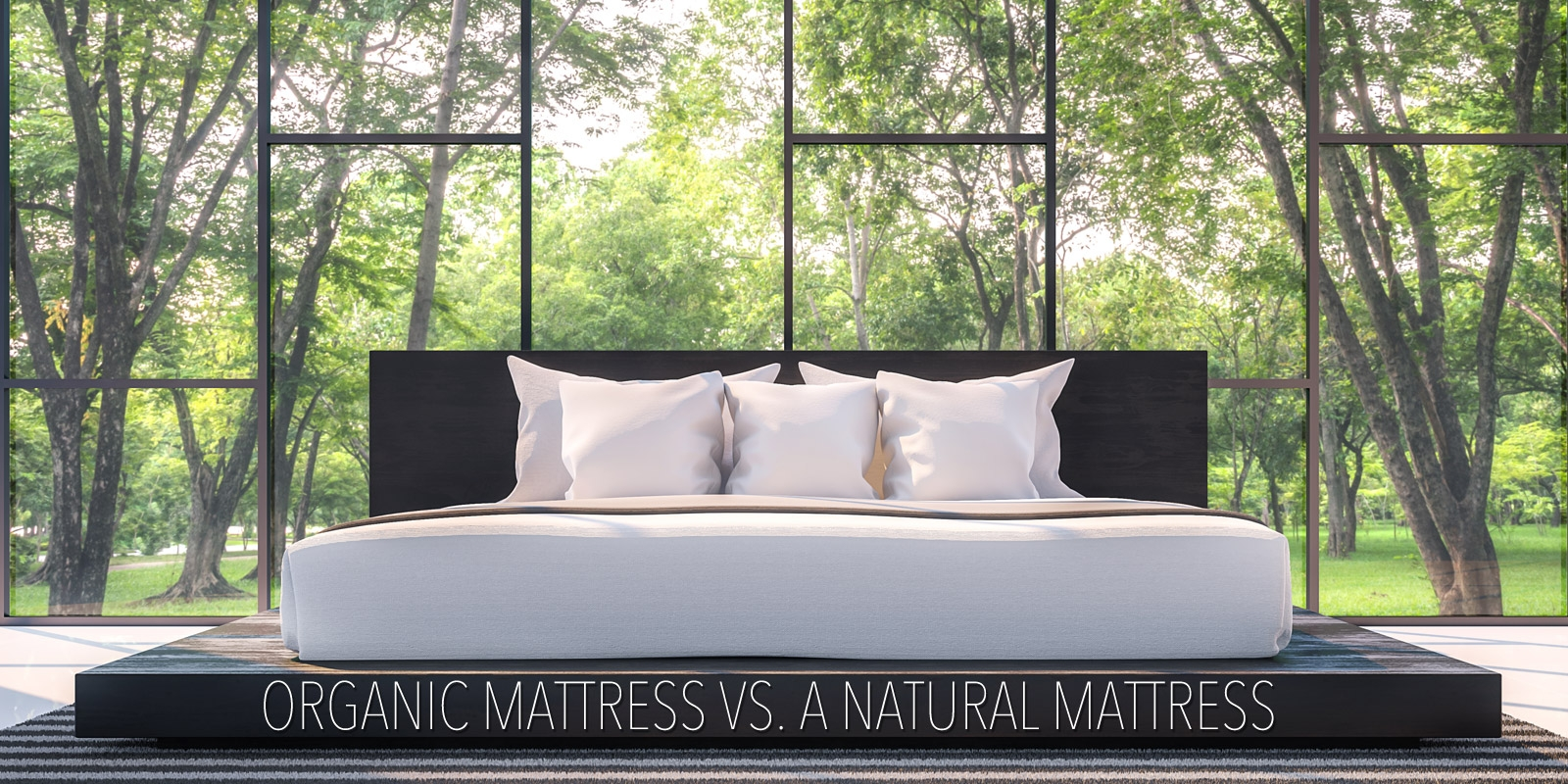 Why An Organic Mattress Is Necessary