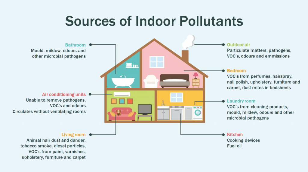 Indoor Pollutant