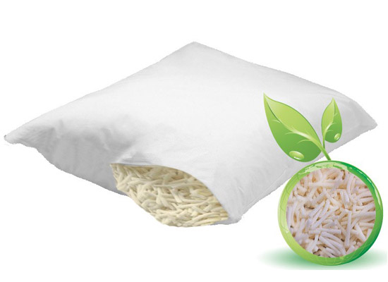 Natural Latex Noodles Standard Bed Pillow