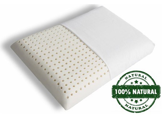 All Natural Latex Standard Bed Pillow