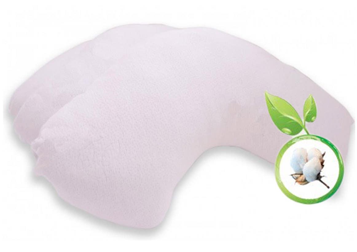 Organic Cotton Side Sleeper Pillow