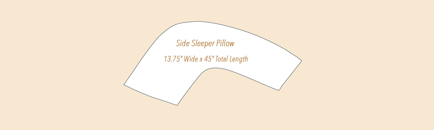 Side Sleepers Bed Pillows