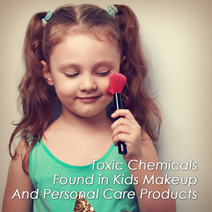 New Report Finds Hidden Toxins In Kids Makeup Products