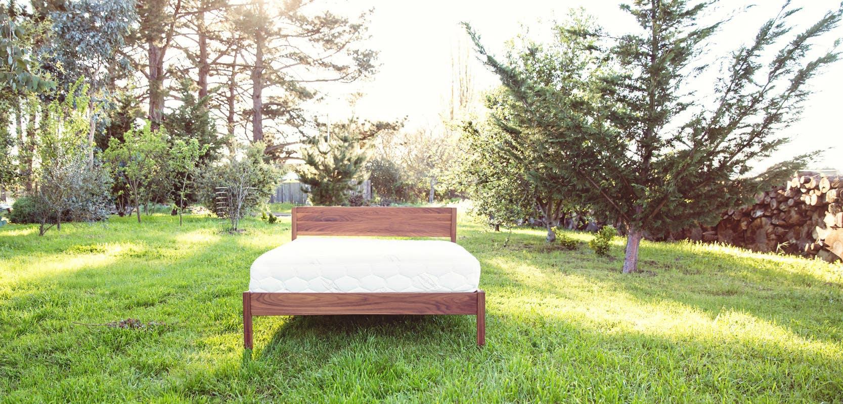 Natural Platform Beds
