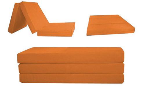 Queen Folding Foam Bed