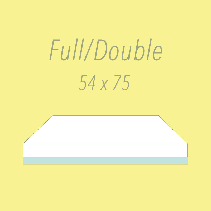 Full/Double Futon Dimension