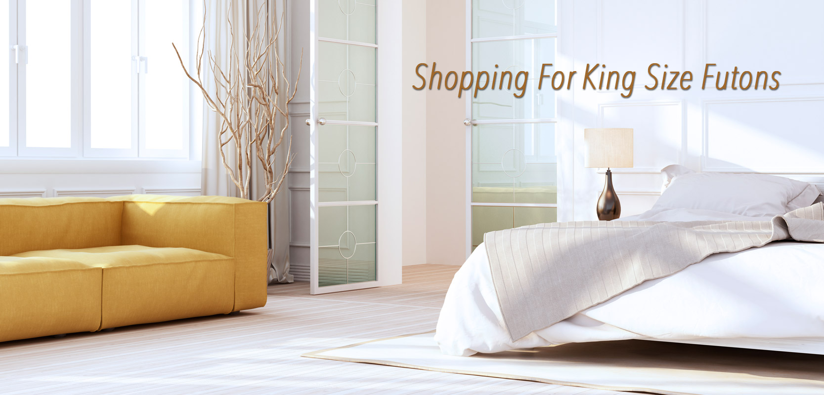 The Easiest Shopping Guide For King Size Futons