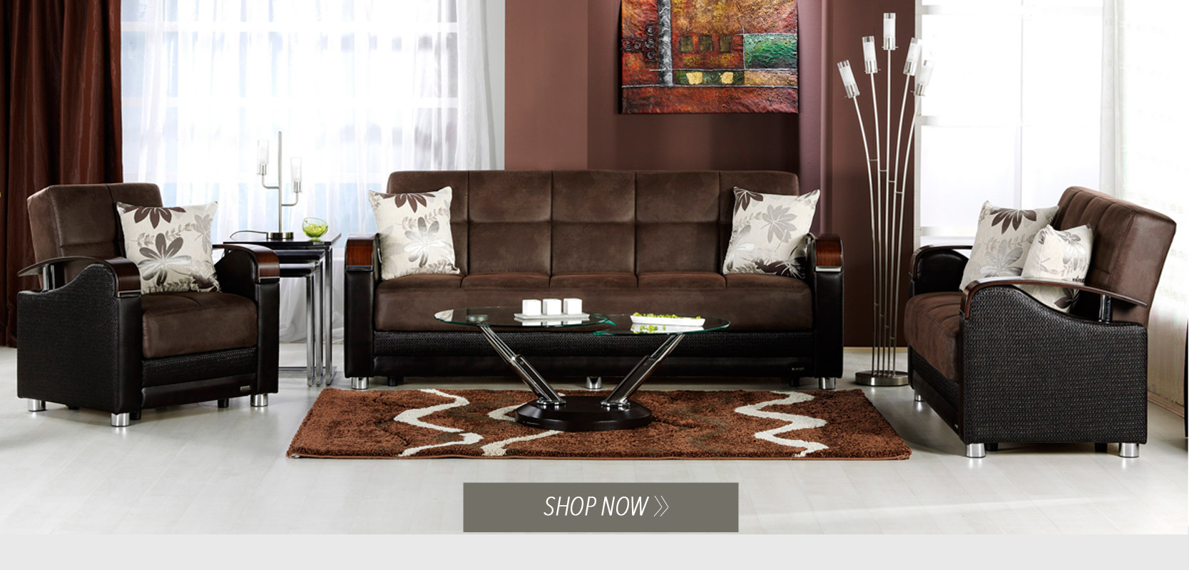 Loveseat Size Sofabed Sleeper