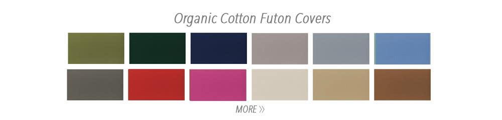 Organic Futon Covers