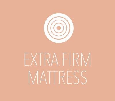 extra firm mattress