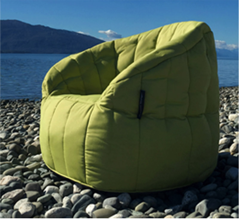 Ambient Lounge Butterfly Outdoor Sofa Lounger Limespa