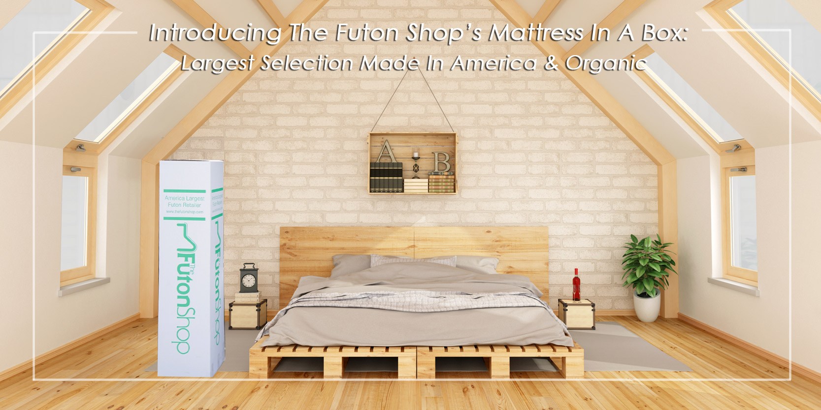 Tis The Season Of Giving This Thanksgiving: Introducing The Largest Natural Futon Mattress In A Box Selection
