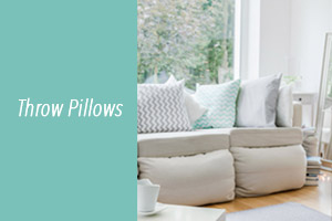 About Throw Pillows