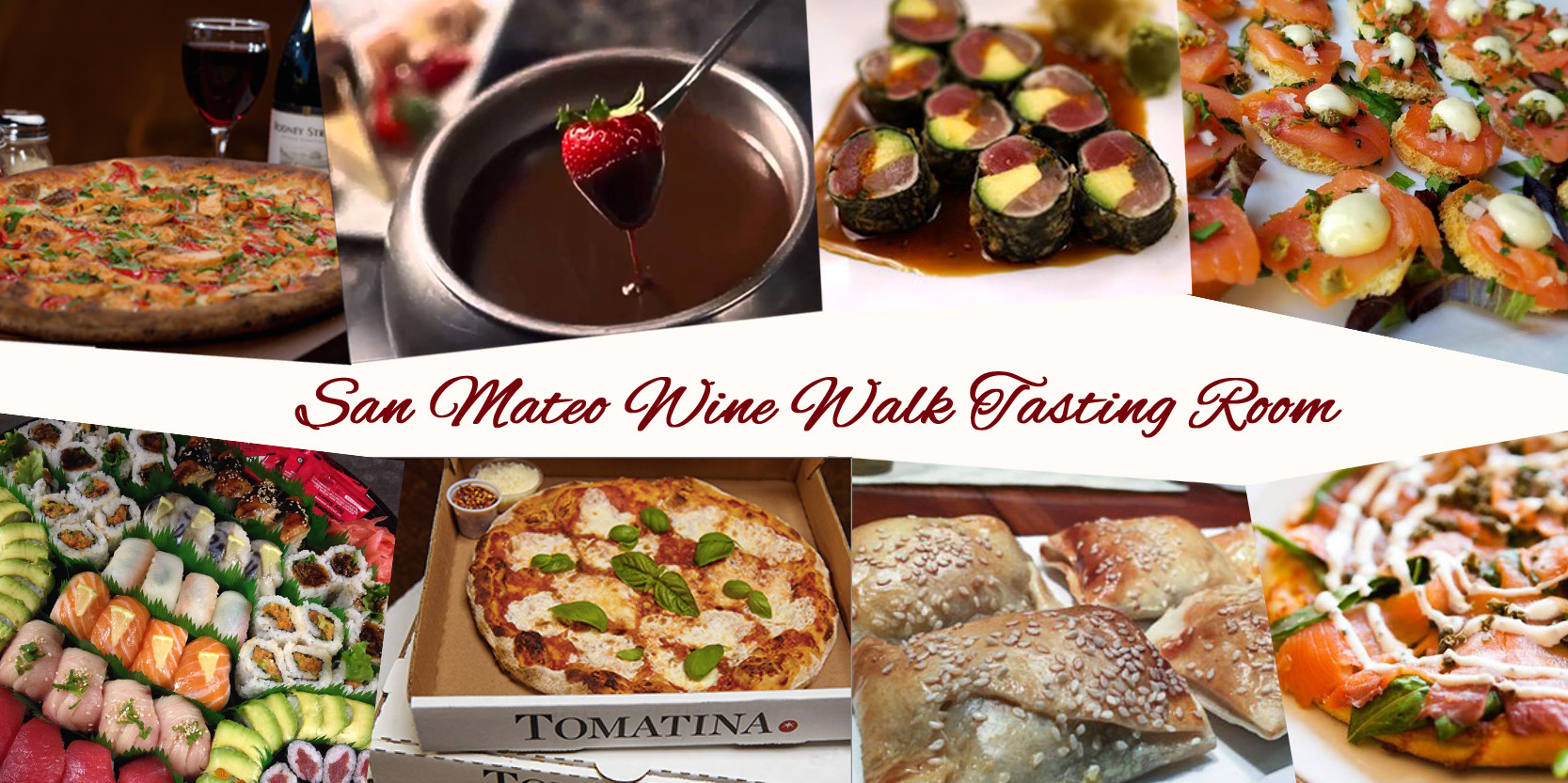 San Mateo Wine Walk Tasting Room