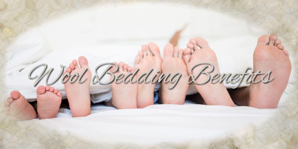 Wool Bedding Benefits