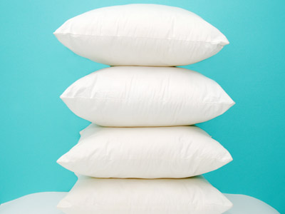 wool pillows