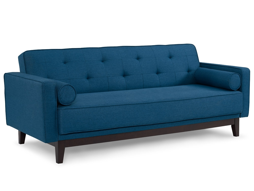 Emily Sealy Sofa Sleep Cobalt Blue