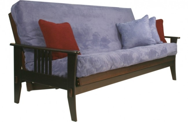 Front Loading Futon Bed Frames