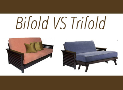 Bifold Futons Vs Trifold